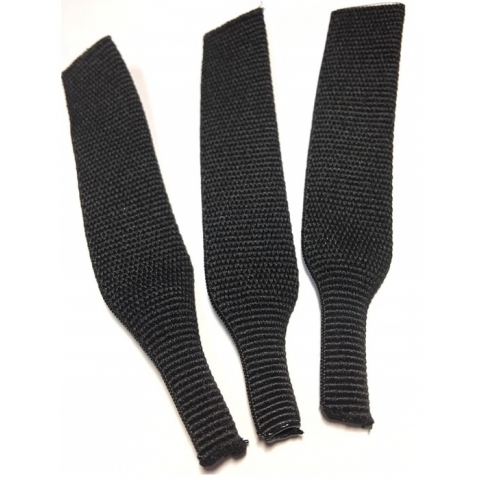 PET Heat shrinkable fabric tubing 1