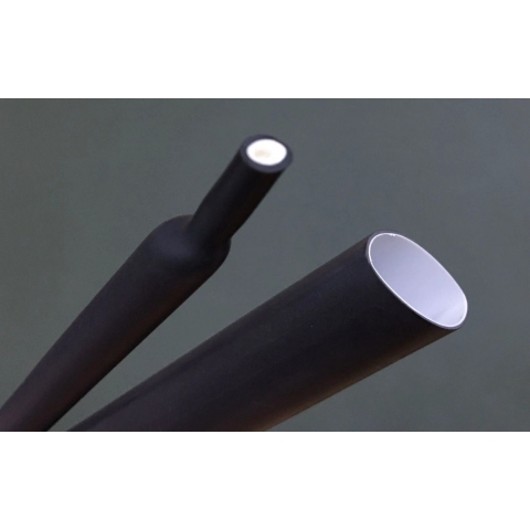 DWA-High temperature-resistant and flame-retardant hot-melt glue heat-shrinkable sleeve